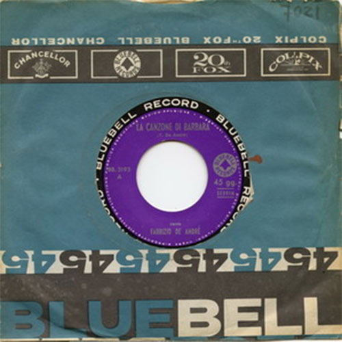 Bluebell Records BB 3193 - Prima stampa