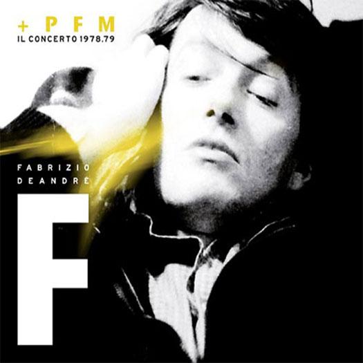 Fabrizio De André + PFM, Il concerto 1978.79