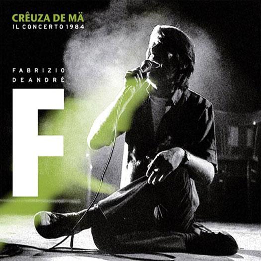 Crêuza de mä, il concerto 1984