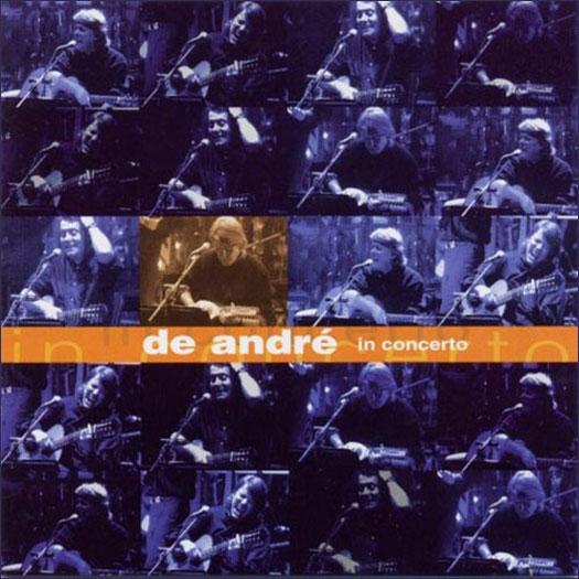 Fabrizio De André in concerto (1999)