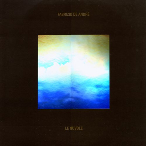 Le nuvole (copertina con ologramma)