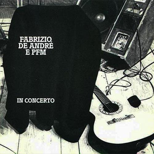 Fabrizio De André e PFM in concerto (1989)