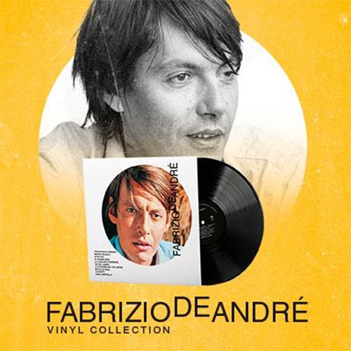 Fabrizio De André Vinyl Collection