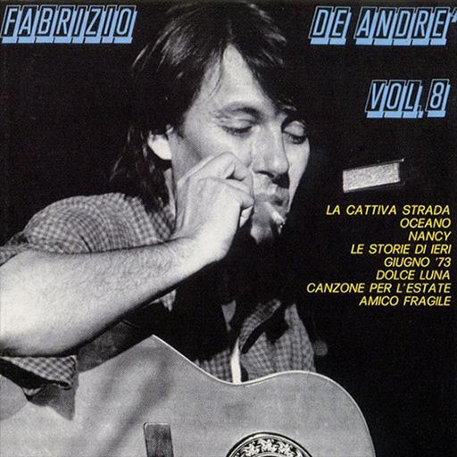 Volume 8 (Ricordi CDOR8900)