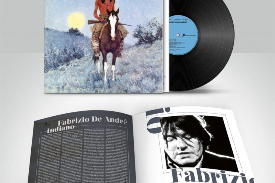 Indiano in Legacy Vinyl Edition