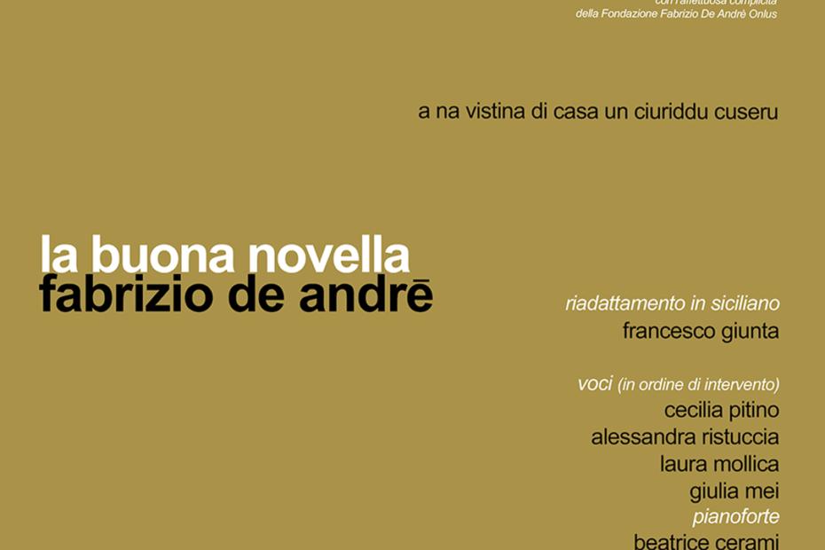 La buona novella in siciliano